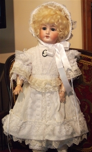Sophia's dress front